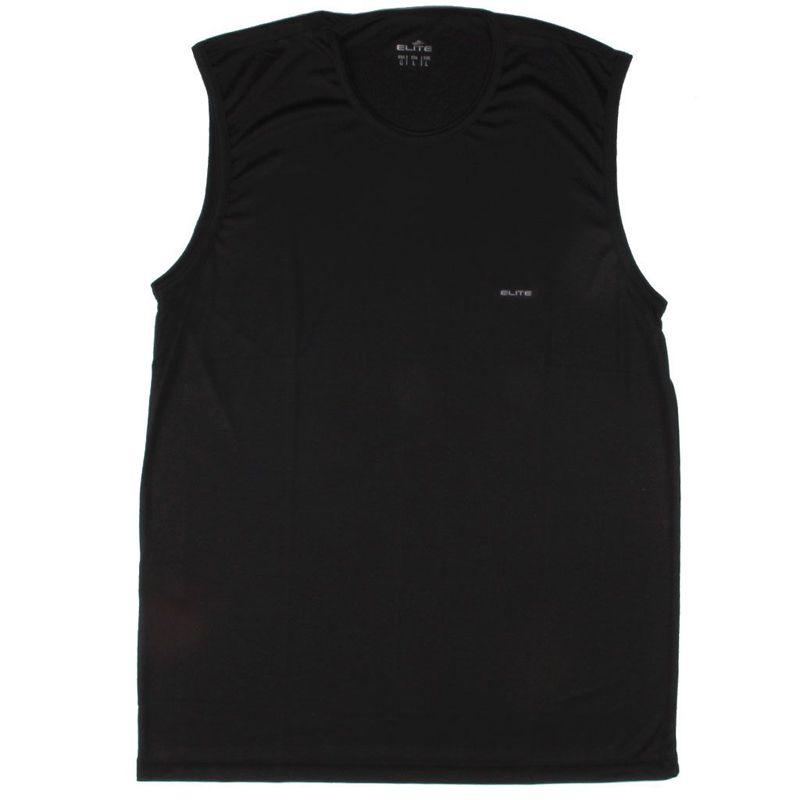 Camiseta Regata Machão Elite Sea Land Preta 125480