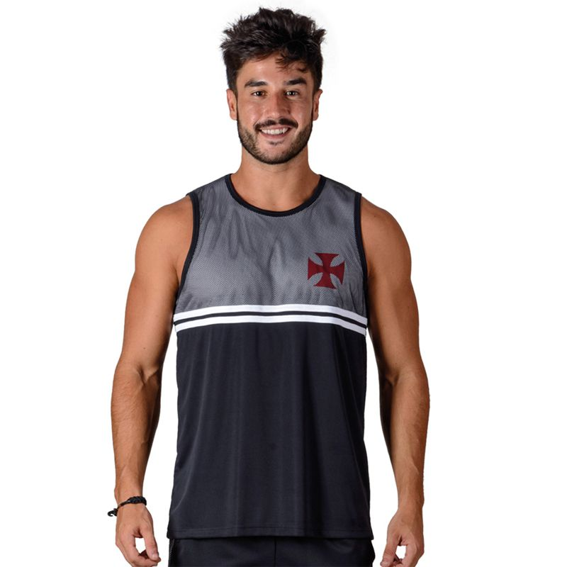 9e17c86663 Camiseta Regata Vasco da Gama Roots Braziline - 002003565 - FUTEBOL SHOP ...