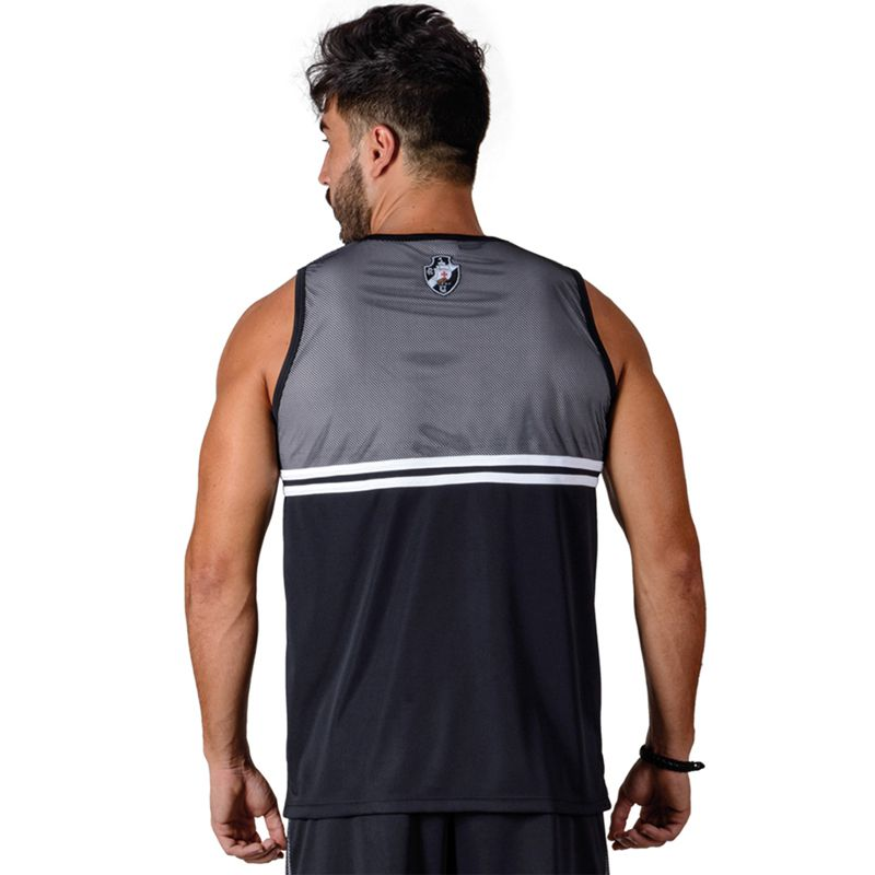 ... Camiseta Regata Vasco da Gama Roots Braziline - 002003565 - FUTEBOL SHOP e1b439ce44a93
