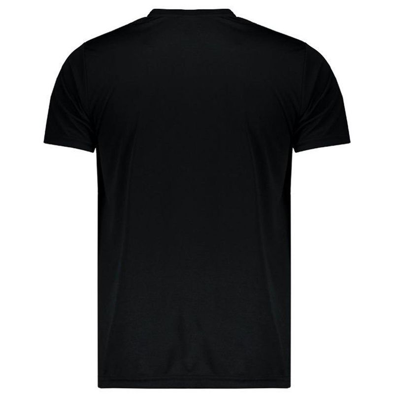 Camiseta São Paulo Mescla Preta - SP008
