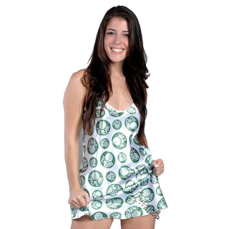 Camisola de Cetim do Palmeiras - 6162
