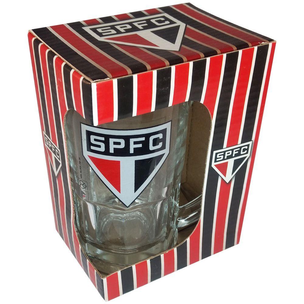 Caneca de Vidro do São Paulo 340 ml