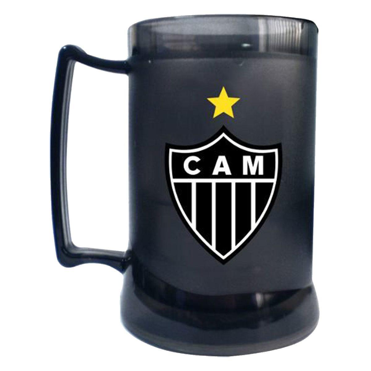 Caneca Gel do Atlético Mineiro 400 ml