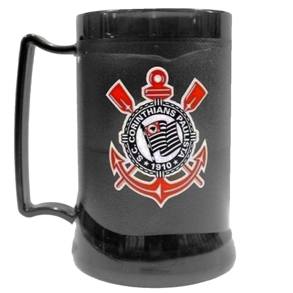 Caneca Gel do Corinthians 400 ml