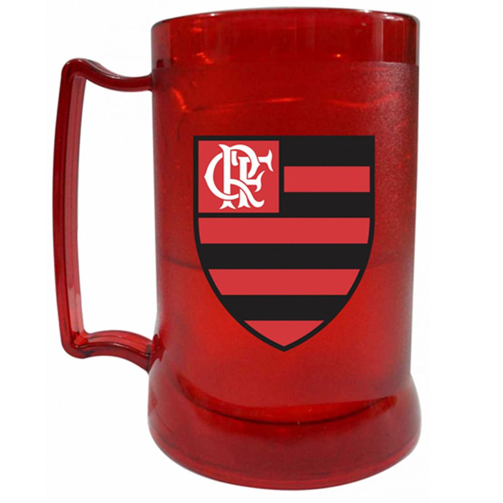 Caneca Gel do Flamengo 400 ml