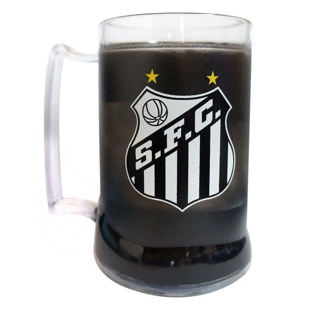 Caneca Gel do Santos 400 ml