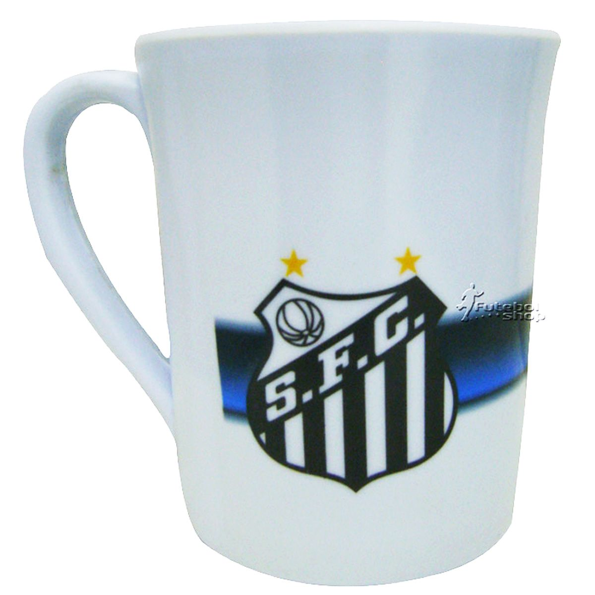 Caneca Infantil do Santos Melamina Decorada