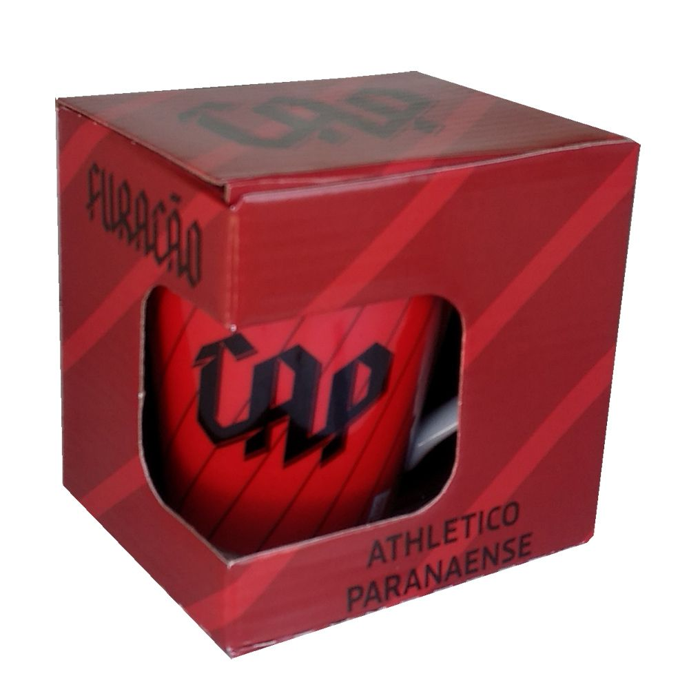 Caneca Porcelana do Athletico Paranaense