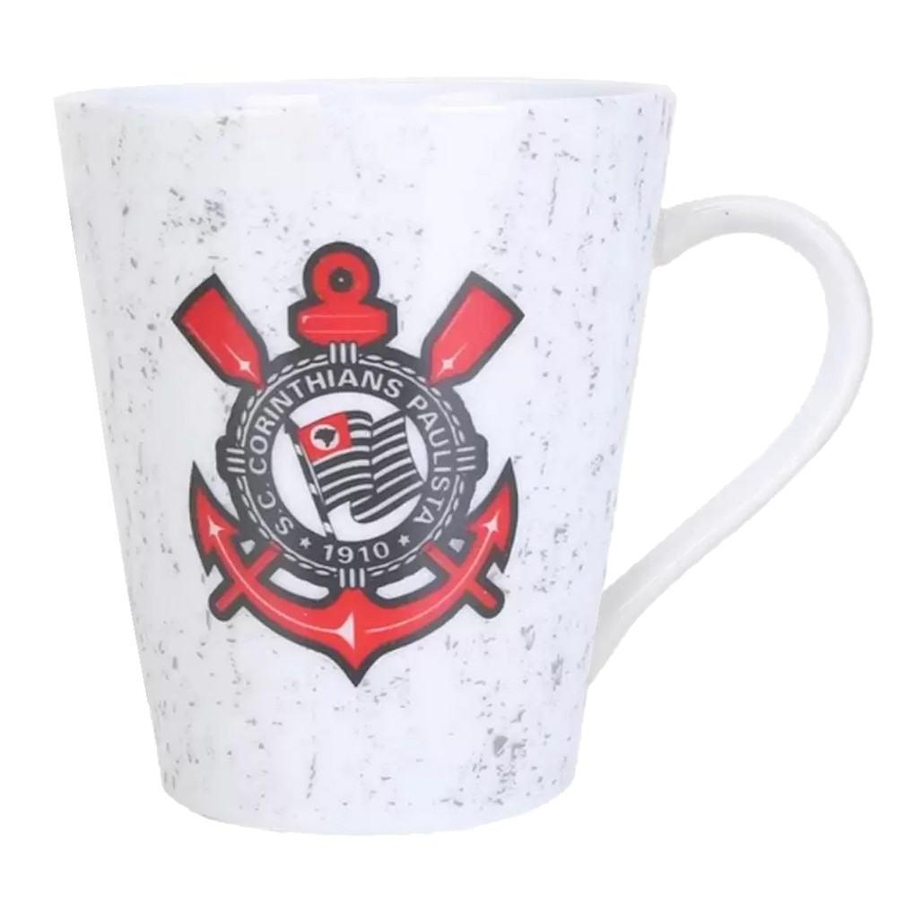 Caneca Porcelana do Corinthians