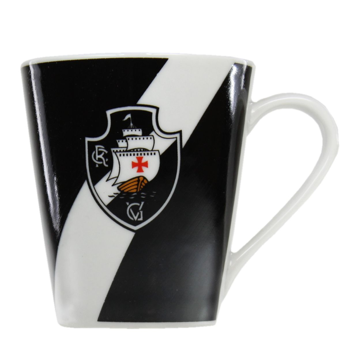 Caneca Porcelana do Vasco da Gama