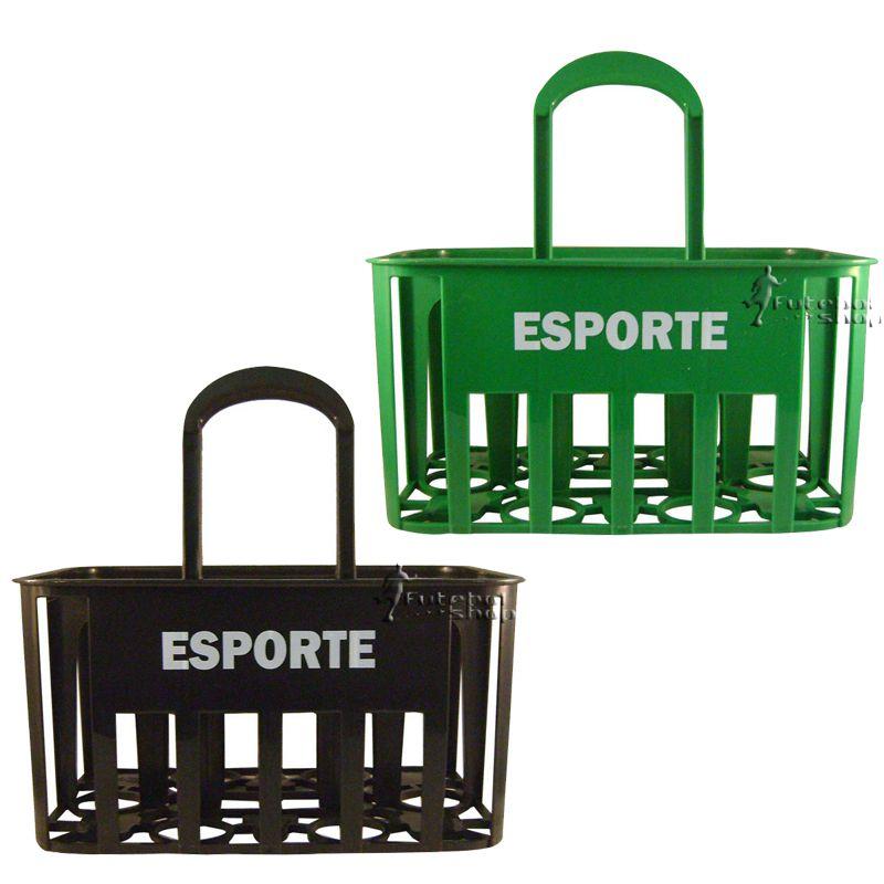 Cesta Porta Garrafas Squeeze - Esporte
