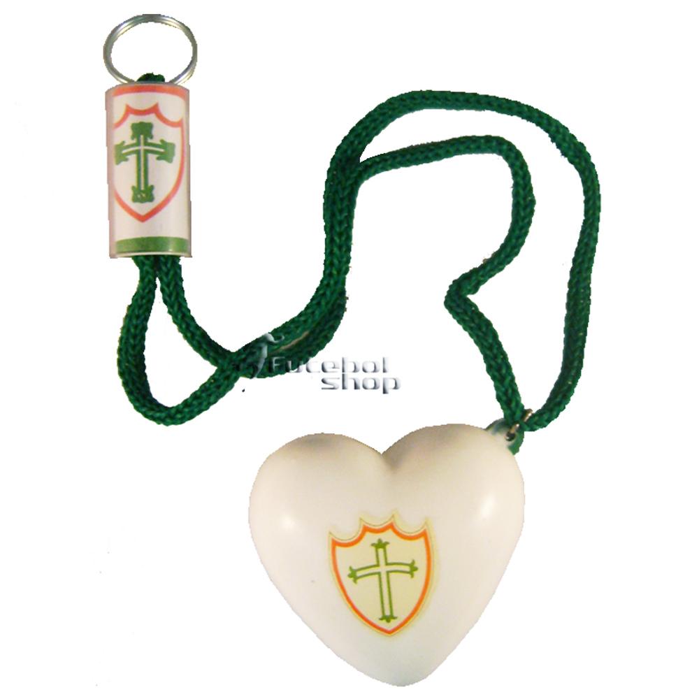 Chaveiro de Coração da Portuguesa