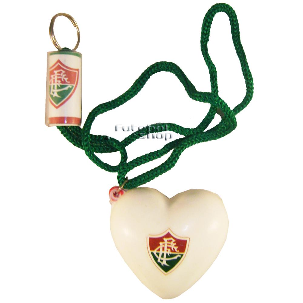 Chaveiro de Coração do Fluminense