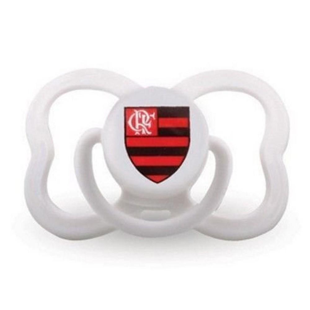Chupeta do Flamengo Classic Ortodôntica
