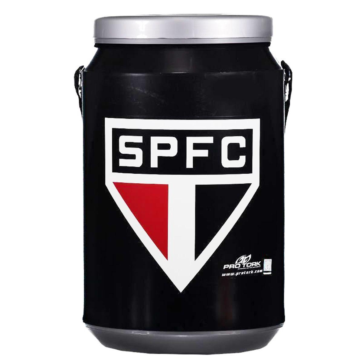 Cooler Térmico do São Paulo 24 Latas Pro Tork