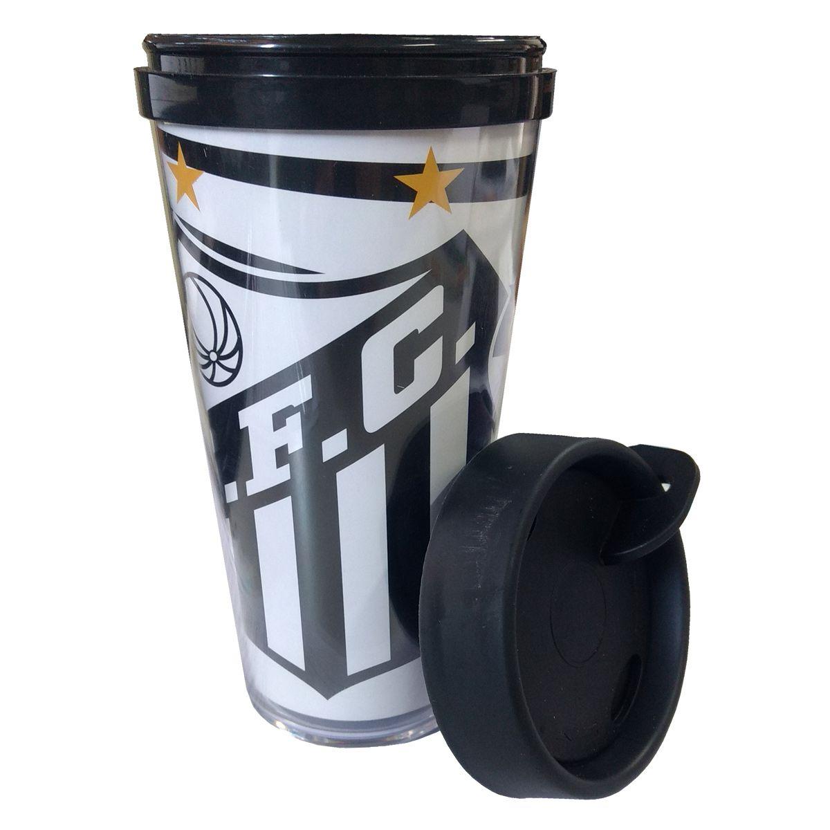 Copo Térmico do Santos 500 ml Pro Tork