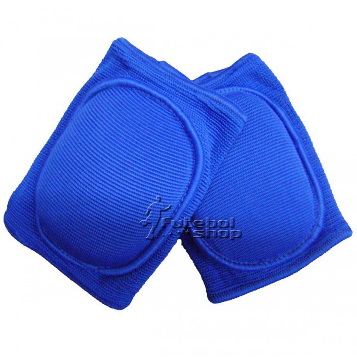 Cotoveleira Esportiva Adulto Azul Angels Diver