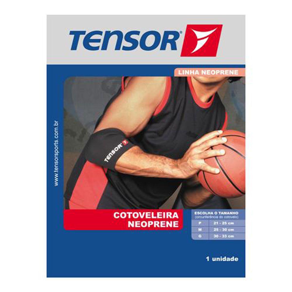 Cotoveleira Neoprene Tensor - 8441