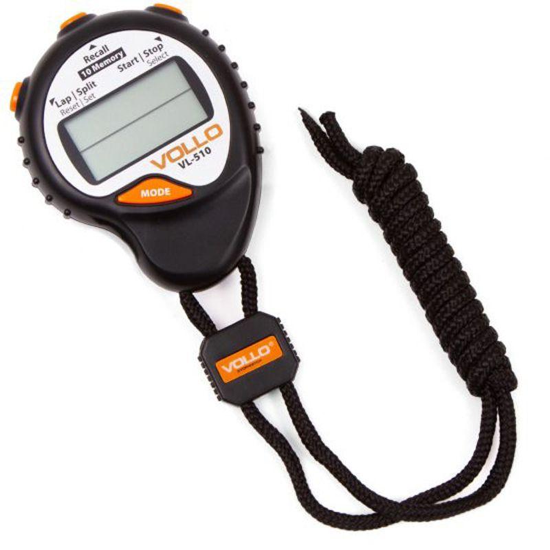 Cronômetro Profissional Vollo com 10 Memórias - VL510