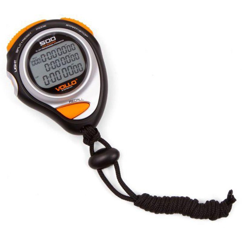 Cronômetro Profissional Vollo com 500 Memórias - VL237