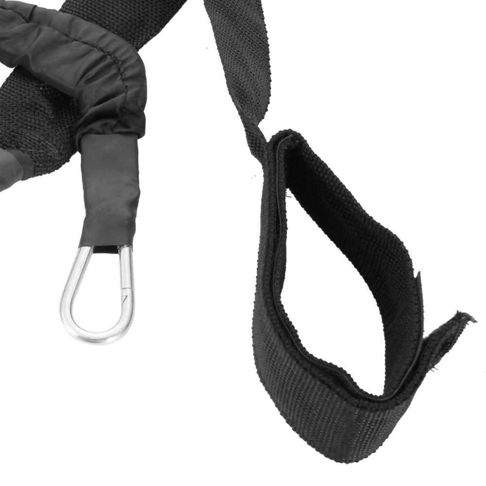 Elástico Avulso para Cinto de Tração com Mosquetão+Fita - Reposição ou Reforço