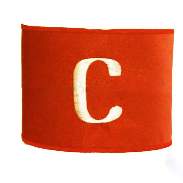 Faixa de Capitão Braçadeira Mitraud Vermelha