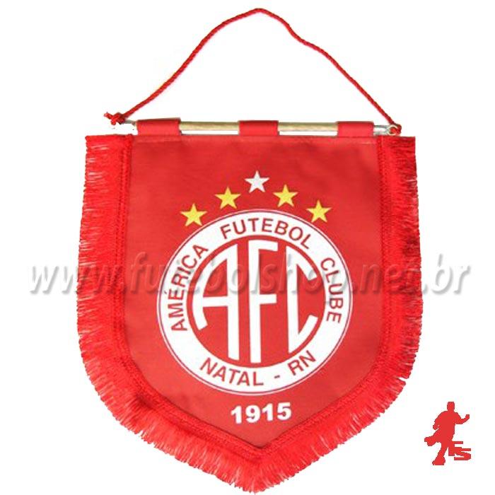 f2685a57e5443 Flâmula do América Futebol Clube Natal - RN Mitraud - FUTEBOL SHOP
