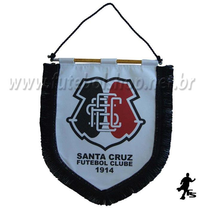 Flâmula do Santa Cruz Futebol Clube Mitraud