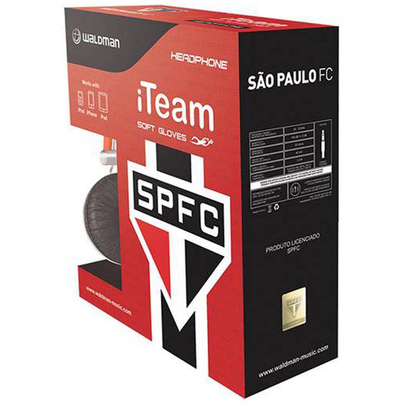 Fone de Ouvido do São Paulo Waldman Soft Gloves SG 10
