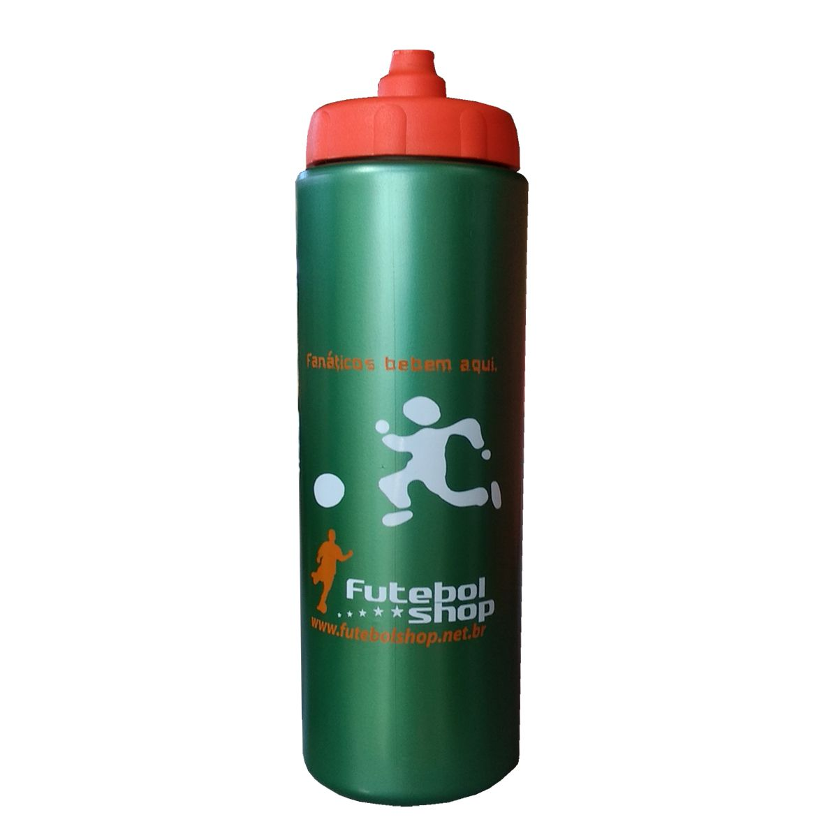 Garrafa Água Squeeze 800 ml Bico Automático Verde