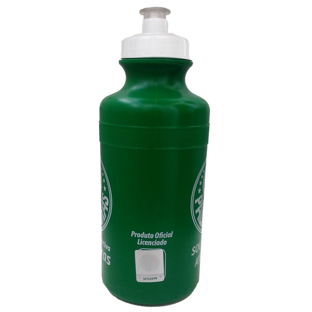 Garrafa de Água Squeeze do Palmeiras 500 ml Allmix