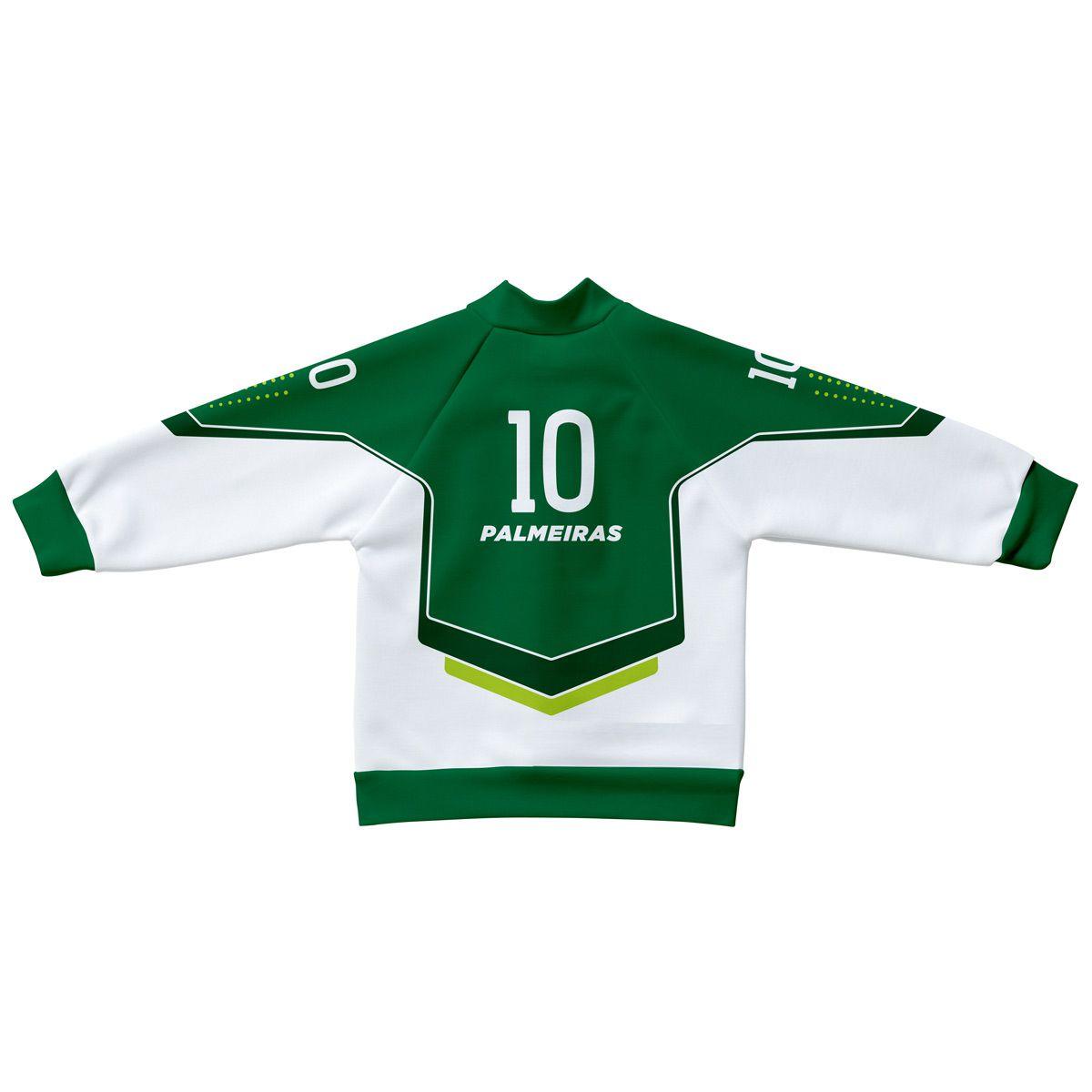 Jaqueta Bebê do Palmeiras Torcida Baby - 024S
