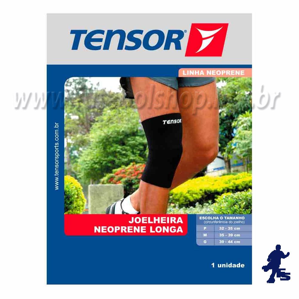 Joelheira Neoprene Longa Tensor - 8111