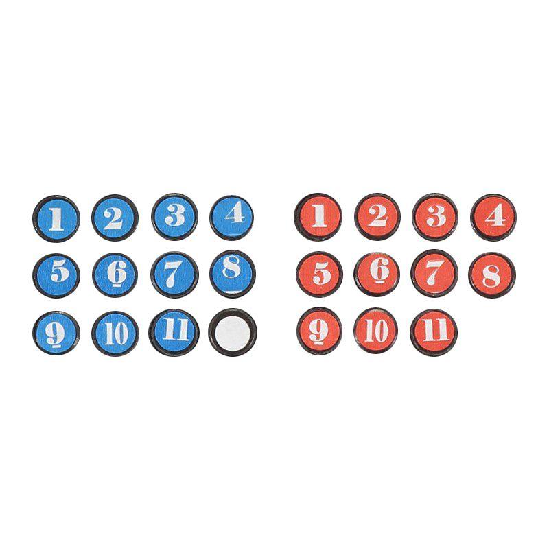 Jogo Avulso de Imãs para Pranchetas Magnéticas Kief