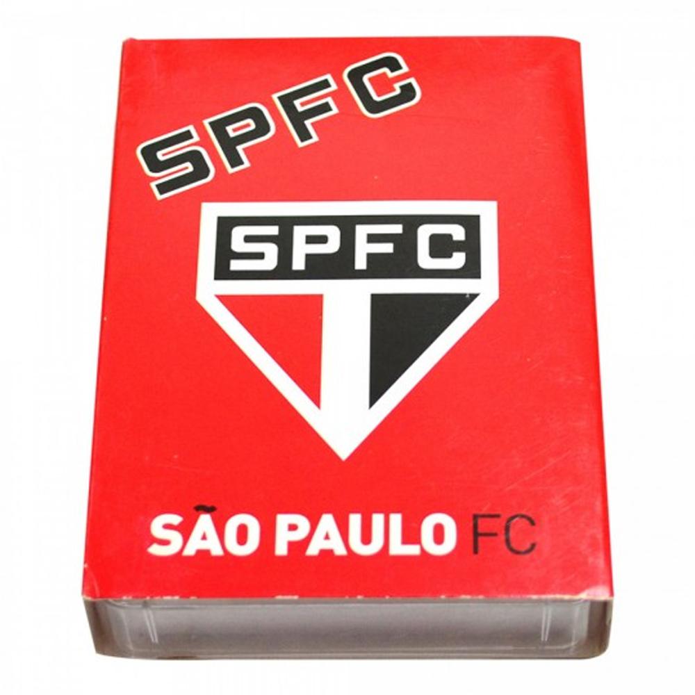 Jogo de Baralho Luxo do São Paulo - PC001