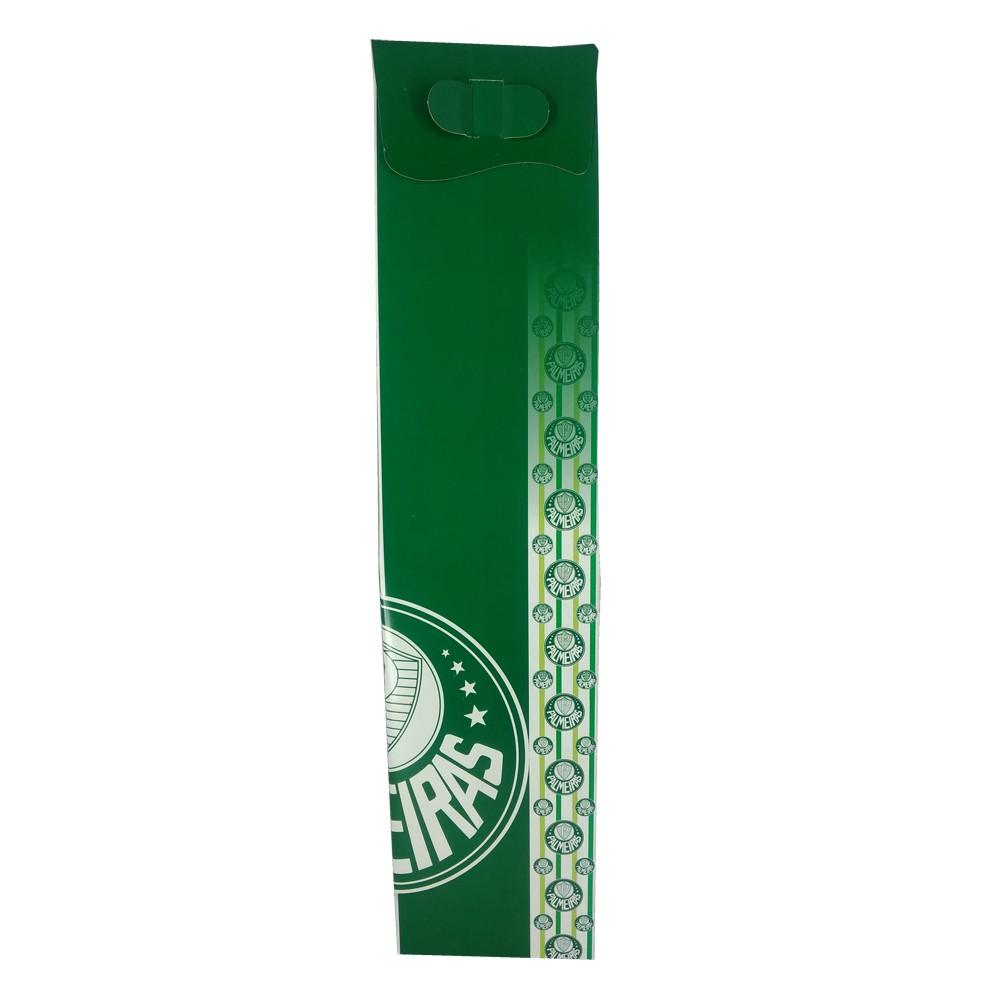 Kit c/17 Caixas de Presente para Garrafas do Palmeiras