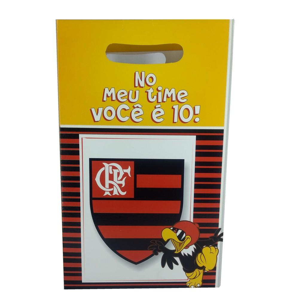 Kit c/3 Caixas de Presente do Flamengo