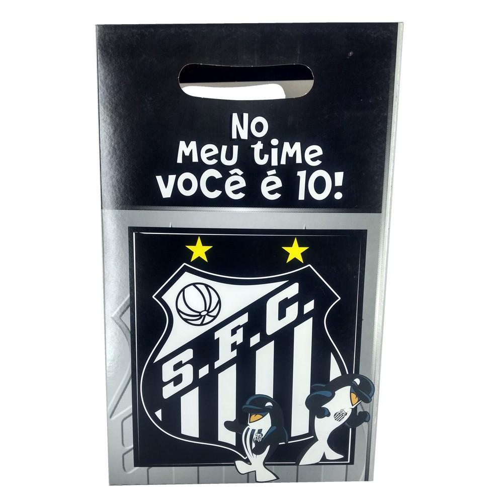Kit c/5 Caixas de Presente do Santos