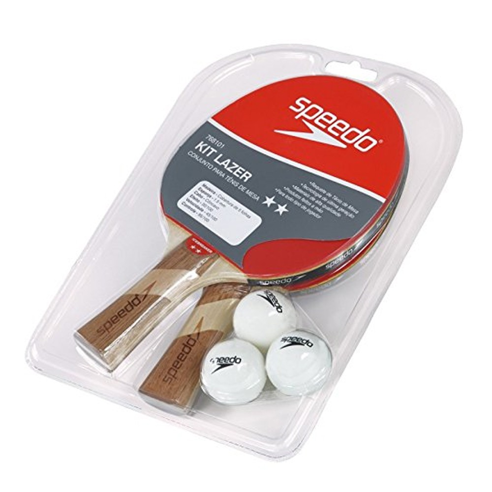 Kit Lazer Tênis de Mesa Speedo 768101