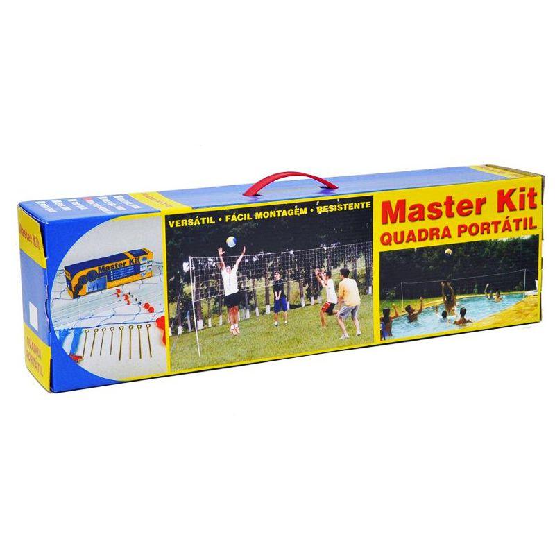 Kit para Biribol (Vôlei de Piscina) Master Rede