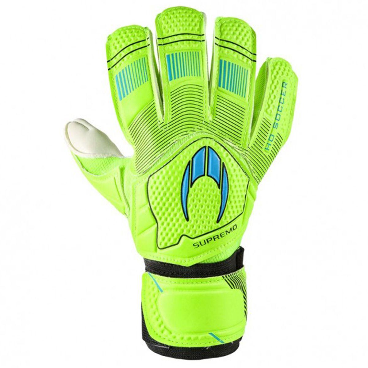 Luva Goleiro HO Soccer Clone Supremo II Negative Pacific Green