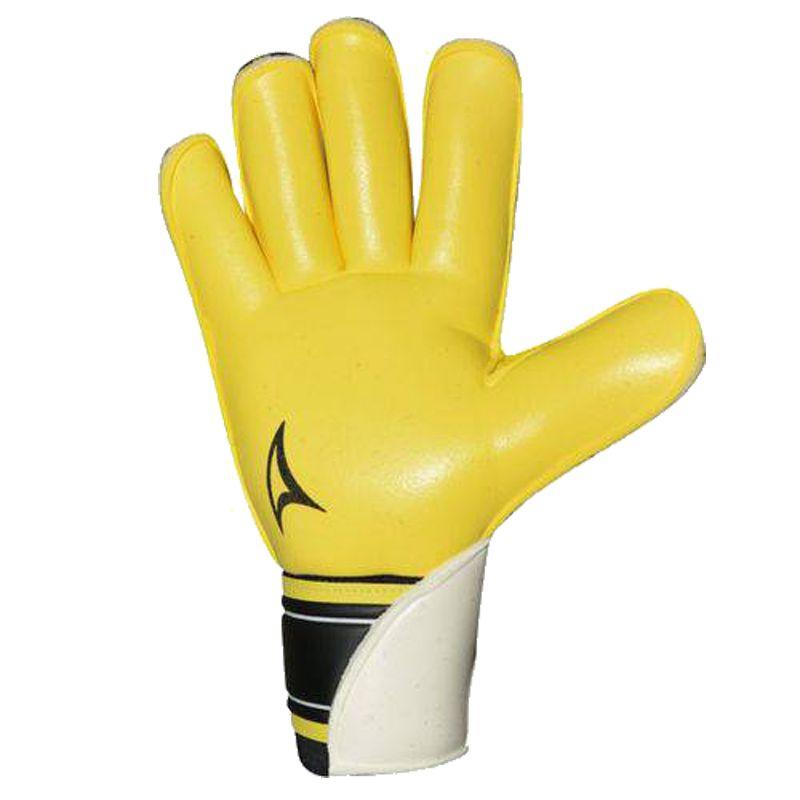 Luva para Goleiro de Futebol de Campo Three Stars Titan - Palma Amarela