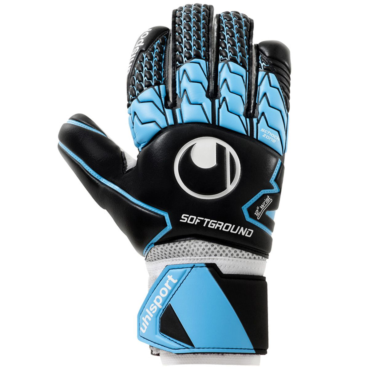 Luva Uhlsport Soft Hn Azul