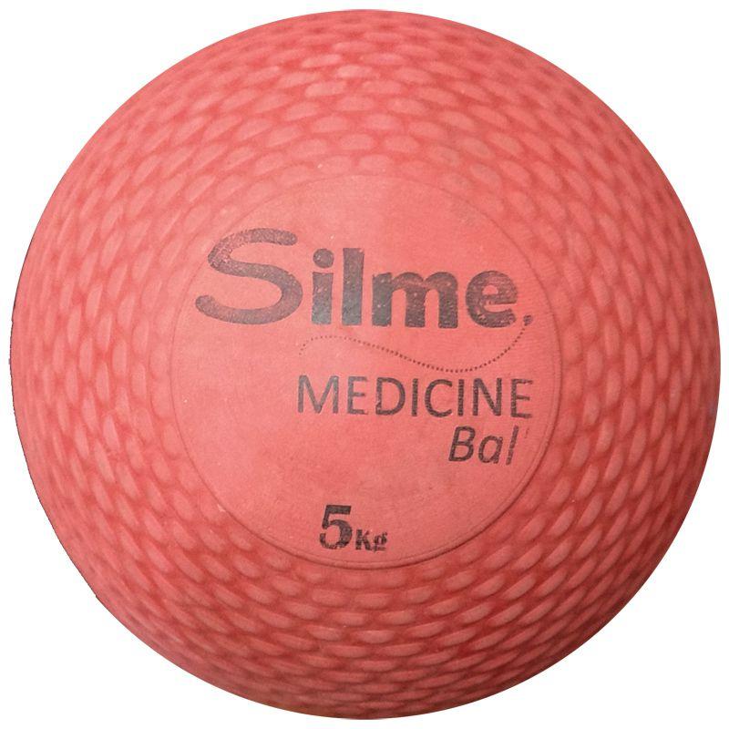 Medicine Ball de Borracha 5 Kg Silme