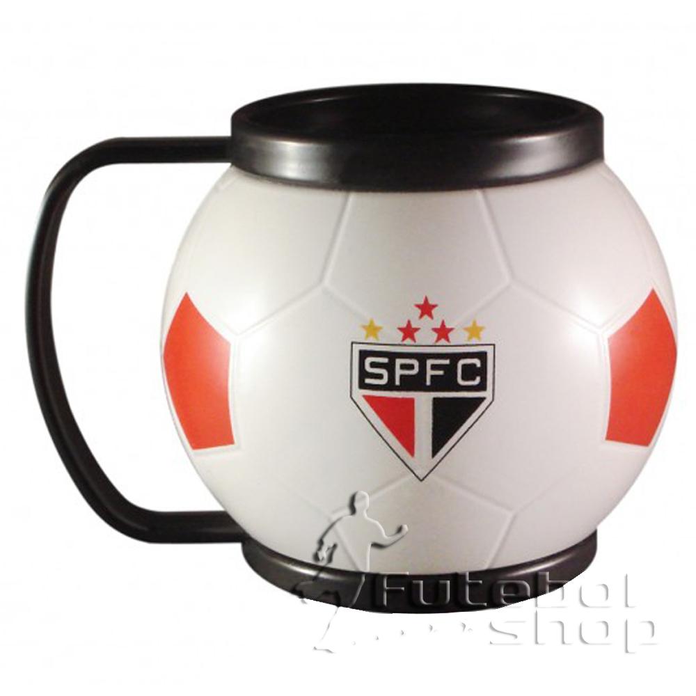 Mini Caneca Mugball do São Paulo
