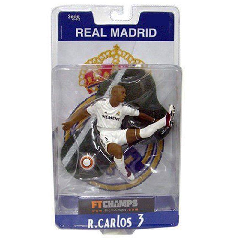 Minicraque Caricatura do Roberto Carlos 3 Real Madrid - FTChamps