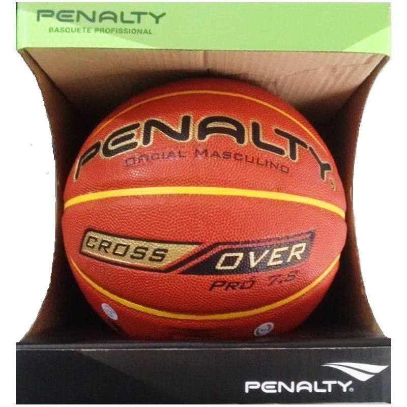 Bola de Basquete Penalty 7.8 Crossover IX - 521254