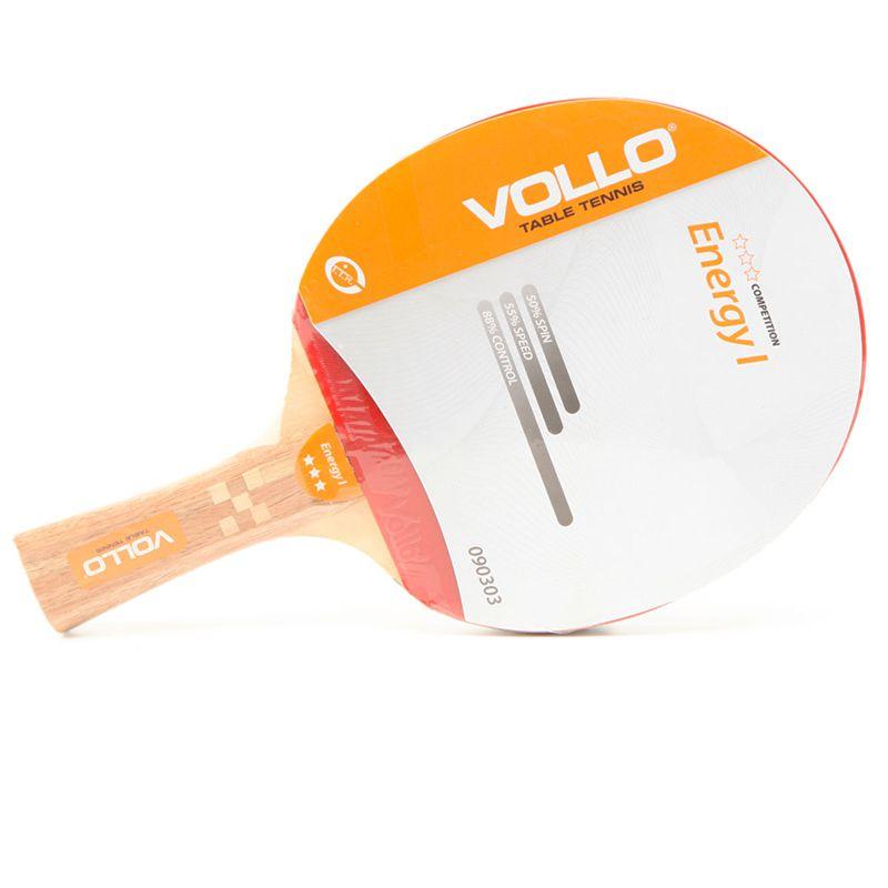 Raquete Tênis de Mesa Vollo Energy I - 3 Estrelas - 090303