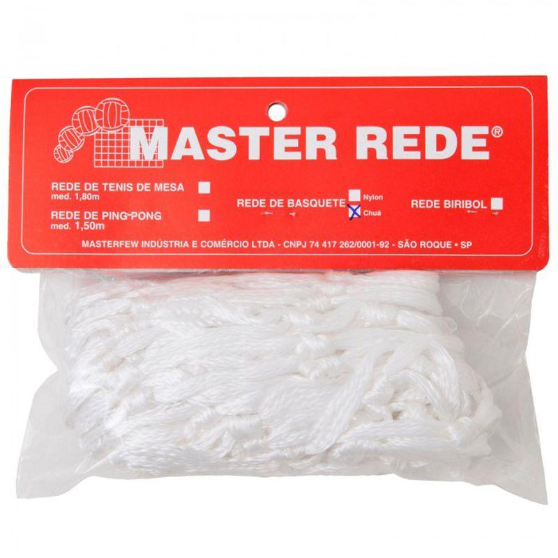 Rede Oficial de Basquete Chuá Master Rede Fio Seda 4 mm