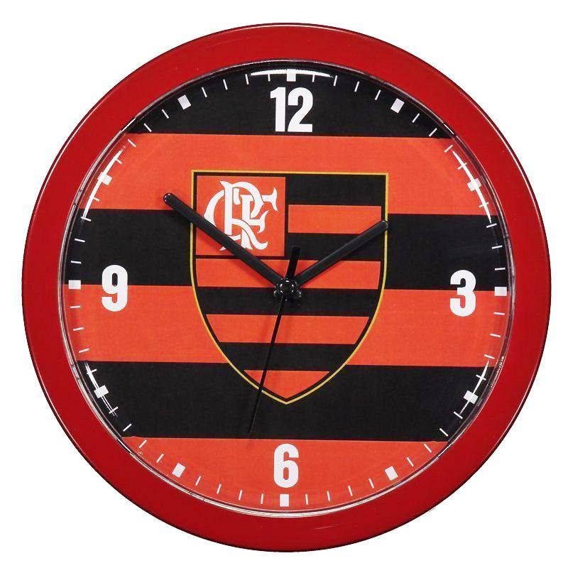 Relógio de Parede do Flamengo